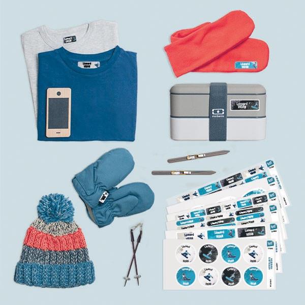 Pack Classe de neige