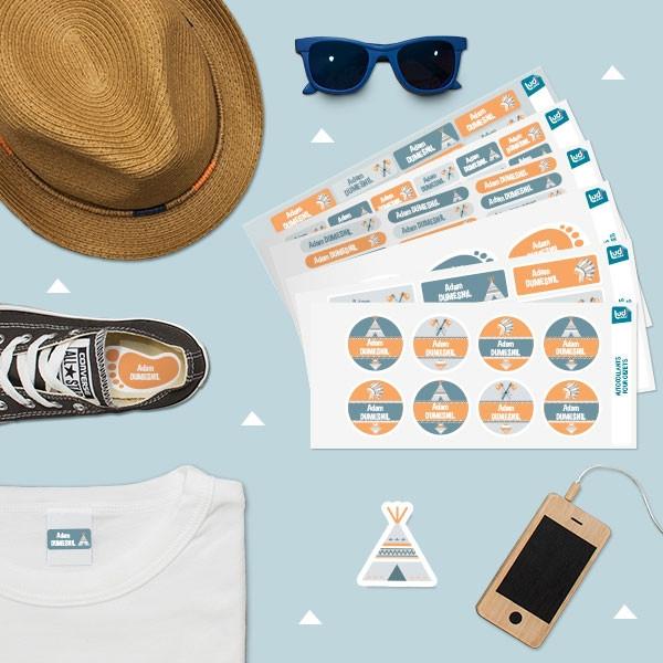 Pack Colonie de Vacances