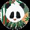 Rototos - panda