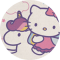 Hello Kitty Licorne