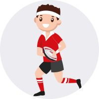 Etiquette Rugby