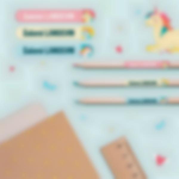 3 pack etiquettes ecole marquer fournitures stylo trousse licorne 21