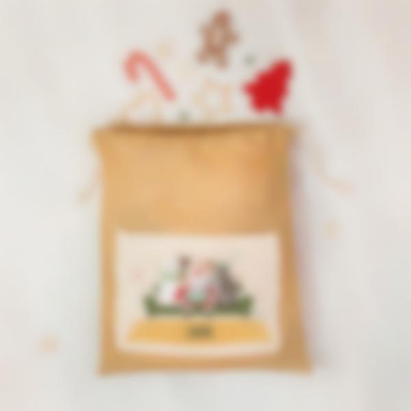 bolsa grande navidad familia regalos 1