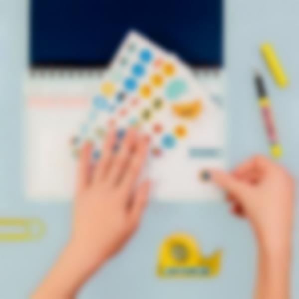 etiquettes autocollantes pour marquer les affaires de bureau 3 1