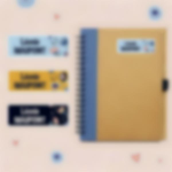etiquettes fournitures scolaires rectangle 4