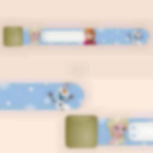 id bracelet identification frozen