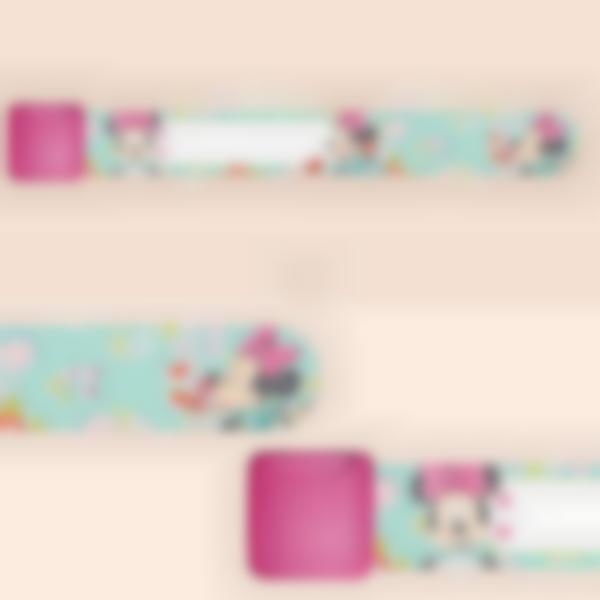 id bracelet identification minnie