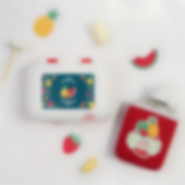 Ludibox - Boîte à Goûter et Tartines