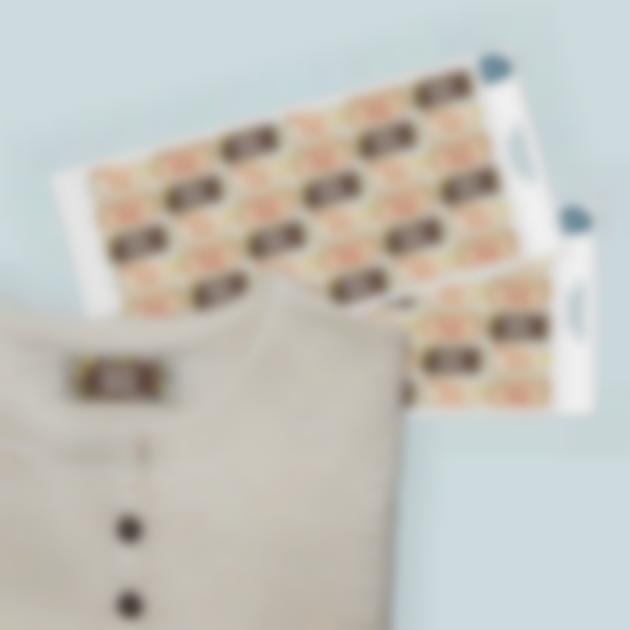 Ludisticks autocollants pour vêtements EHPAD / Maison de retraite