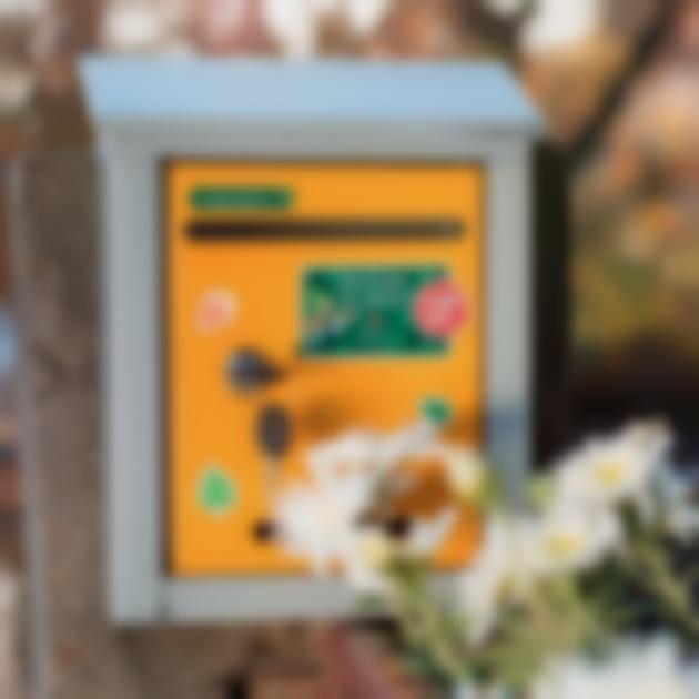 Kit STOP PUB pour boîte aux lettres