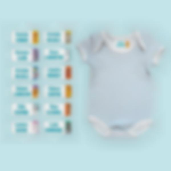 Etiquettes autocollantes Ludisticks pour vêtements - Disney Animaux