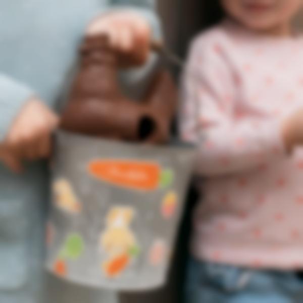 Stickers décoratifs pour Panier de la Chasse aux oeufs