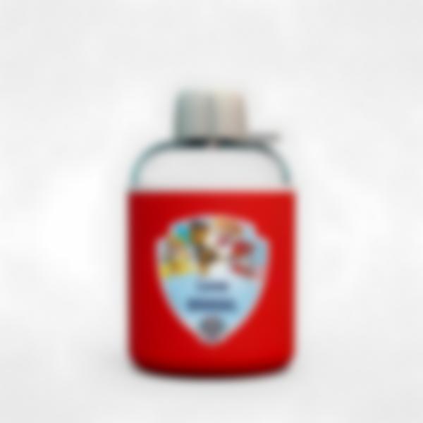 Gourdes isothermes plate rouge - Pat' Patrouille
