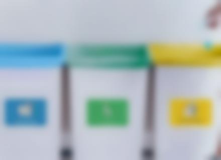 Les étiquettes pour marquer ses poubelles
