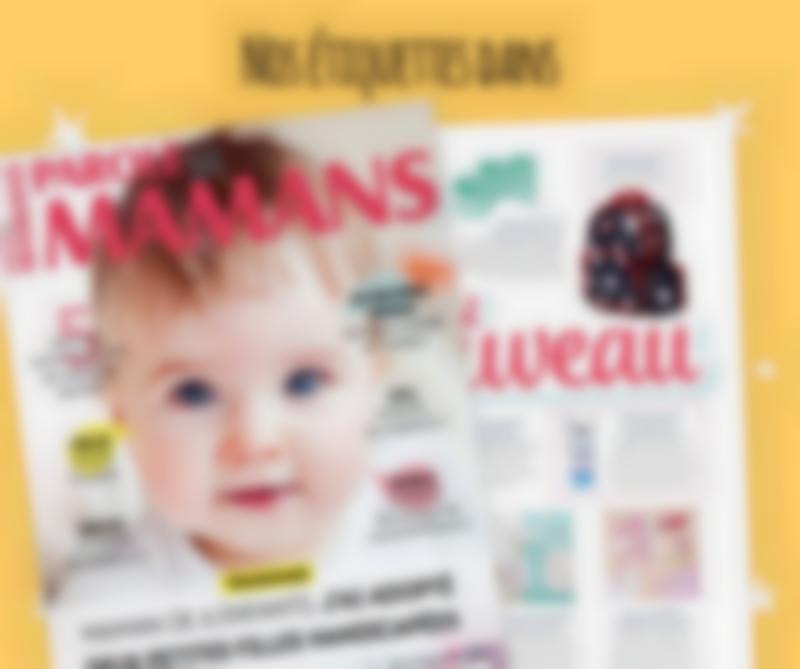 Ludilabel dans le magazine Paroles de Mamans